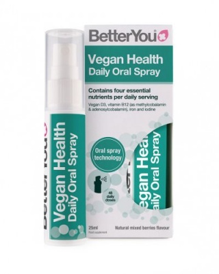Vegan Health Oral Spray 25ml