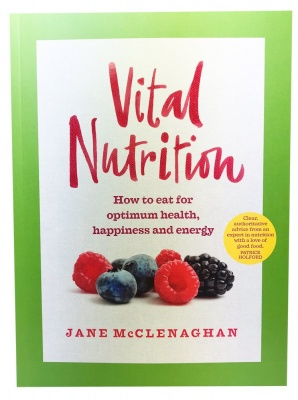 Jane McClenaghan The Vital Nutrition Hand book