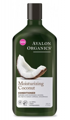 Avalon Organics Coconut Conditioner 312g