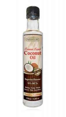 Coconut Oil Liquid 250ml