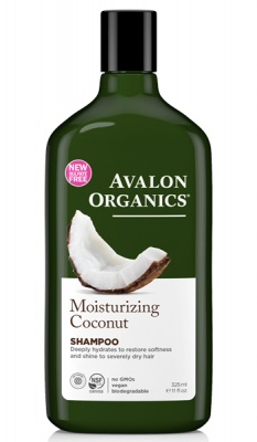 Avalon Organics Coconut Shampoo 325ml