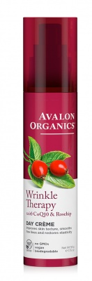 Avalon Organics Wrinkle Therapy Day Cream 50ml