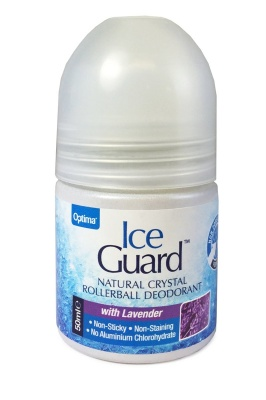 Ice Guard Lavender Deodorant Roll On 50ml