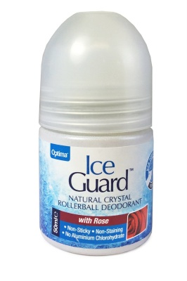 Ice Guard Rose Deodorant Roll On 50ml