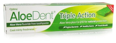 Triple Action Toothpaste 100ml