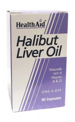 Halibut Liver Oil 90 caps