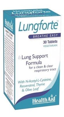 Health Aid Lungforte 30 tabs