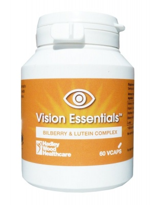 Hadley Wood Healthcare Vision Essentials 60 vcaps