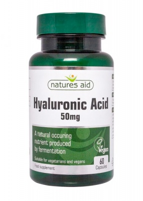 Hyaluronic Acid 50mg 60 caps