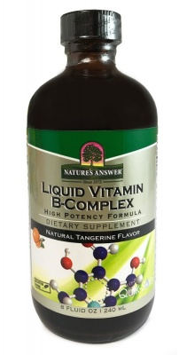 Liquid Vitamin B Complex 240ml