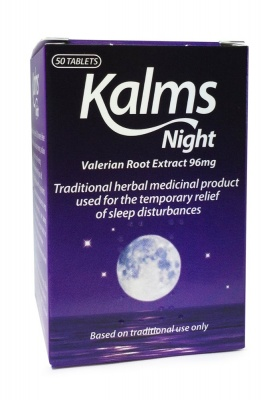 Kalms Night 50 tabs