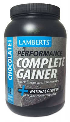Lamberts Complete Gainer Chocololate 1816g