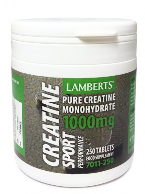 Lamberts Creatine Tablets 250 tabs