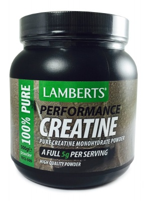 Lamberts Performance Creatine  500g