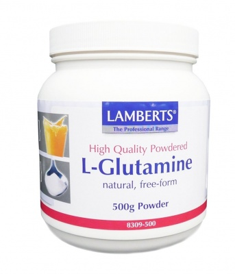 Lamberts L Glutamine Powder 500g