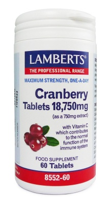 Lamberts Cranberry Tablets 60 tabs