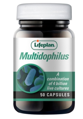 Lifeplan Multidophilus 4 Billion 50 vcaps