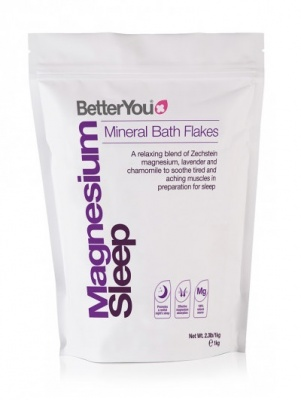Better You Magnesium Sleep Mineral Bath Flakes 1kg