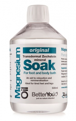Better You Magnesium Original Soak 500ml