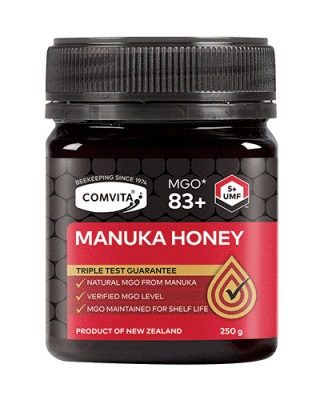 Comvita Manuka Honey MGO 83+ 250g