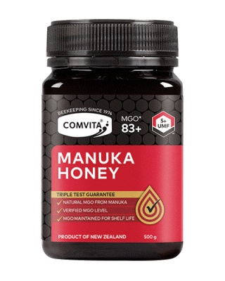Comvita Manuka Honey MGO 83+ 500g