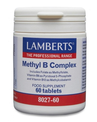Methyl B Complex 60 tabs
