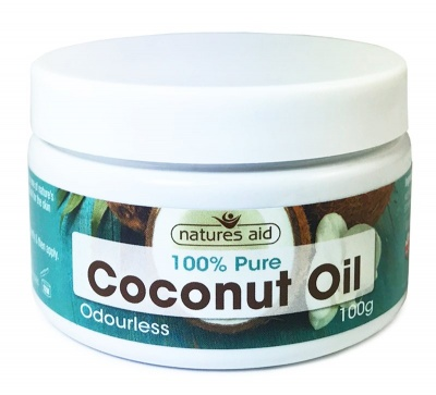 Coconut Oil 100g