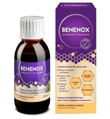 Benenox Lemon & Ginger 135ml