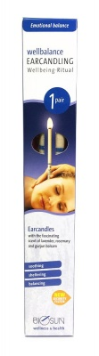Biosun Wellbalance Earcandle 1 Pair