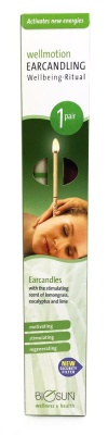 Biosun Wellmotion Earcandle 1 Pair