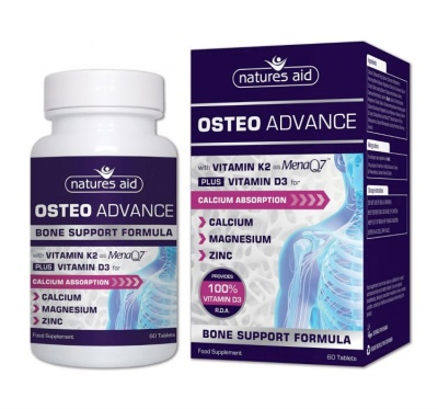 Natures Aid Osteo Advance 60 tabs