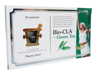 Pharma Nord Bio CLA + Green Tea 60 caps
