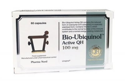 Pharma Nord Bio Active Q10 Ubiquinol 100mg 60 caps