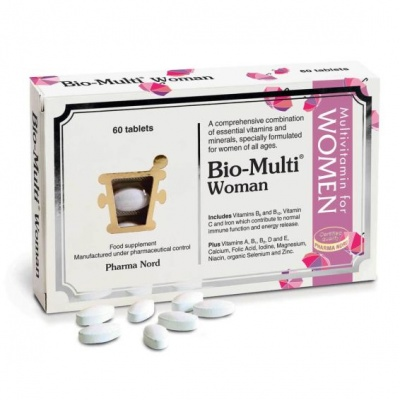 Pharma Nord Bio Multi Woman 60 Tabs