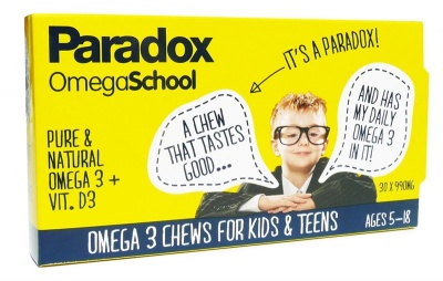 Paradox Omega School 30 chews