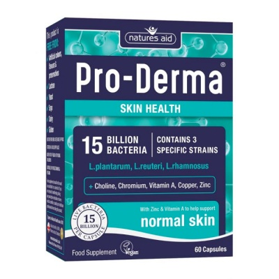Pro-Derma (15 billion Bacteria) 60 caps