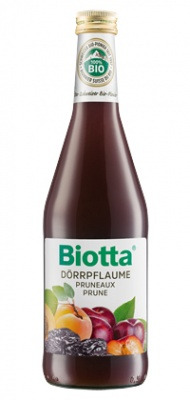 Biotta Organic Prune Juice 500ml