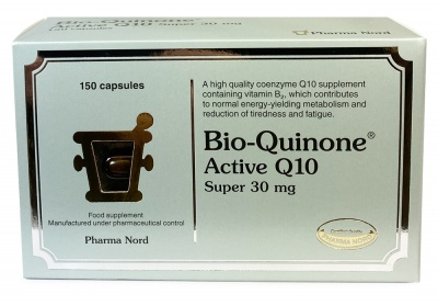 Pharma Nord Bio Quinone Active Q10 30mg 150 caps