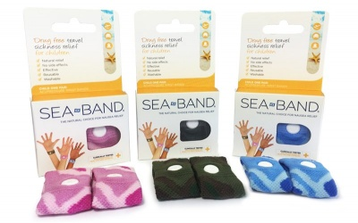 Seaband Sea Band Child Blue