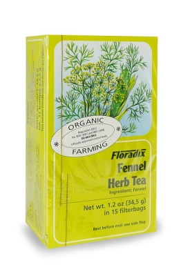Fennel 15 Tea Bags