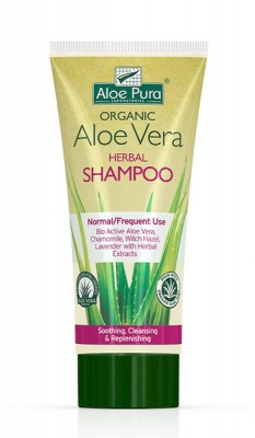 Aloe Pura Aloe Vera Herbal Shampoo Normal/Frequent Use 200ml