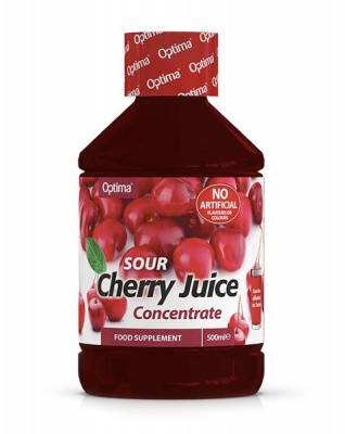 Optima Sour Cherry Juice Concentrate 500ml