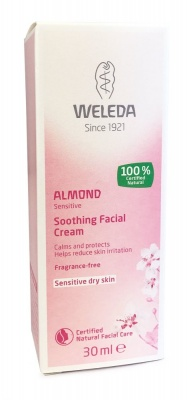 Almond Soothing Facial Cream 30ml
