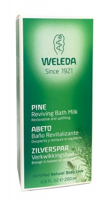 Weleda Pine Reviving Bath Milk 200ml