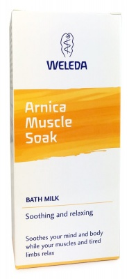 Weleda Arnica Muscle Soak 200ml