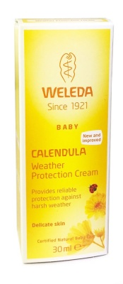 Calendula Weather Protection Cream 30ml
