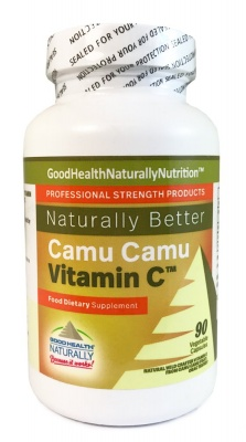 Good Health Naturally Camu Camu Vit C 90 vcaps