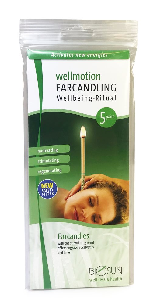 Biosun Wellmotion Earcandle 5 Pair