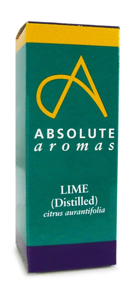 Absolute Aromas Lime Distilled 10ml
