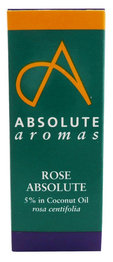 Absolute Aromas Rose Absolute 5% Dilution 10ml